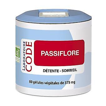 Passionflower bio-pillbox 60 capsules of 370mg