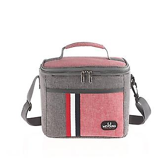 Insulated Thermal Cooler Lunch Box Food Bag For Work Picnic Bag