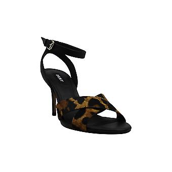 DKNY Womens ivy Open Toe Casual Ankle Strap Sandals