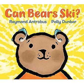 Kan Bears Ski?