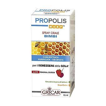 Propolis Oral Spray Kids 15 ml