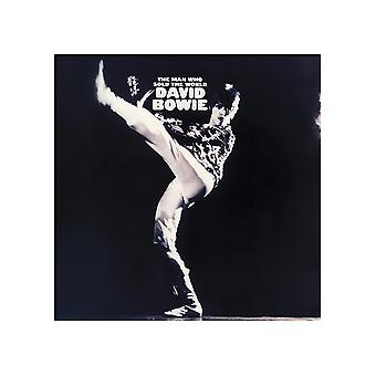 David Bowie The Man Who Sold the World Canvas Print
