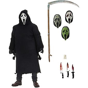 Scream Ultimate Ghostface Ultimate 7In Neca Action Figure