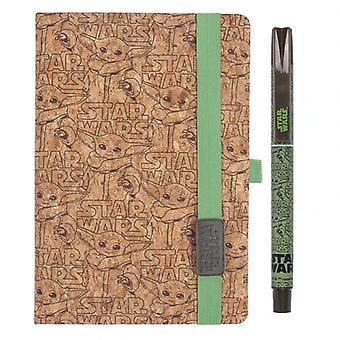 Star Wars: The Mandalorian Notebook & Pen Set