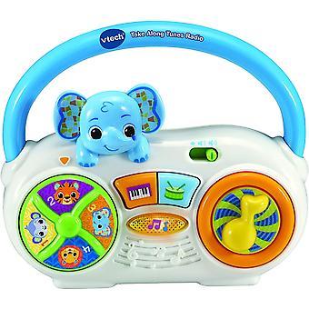 VTech Baby Take Along Tunes Radio
