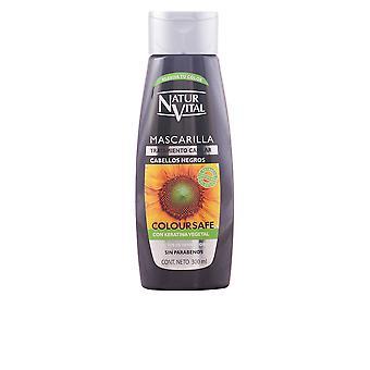 Naturaleza Y Vida masker Coloursafe Negro 300 Ml Unisex
