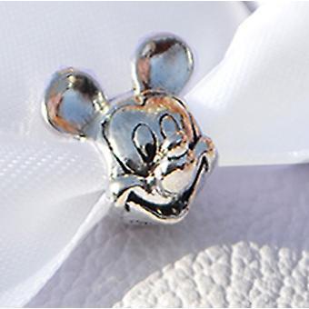 Encanto del zapato cabeza del ratón de Mickey