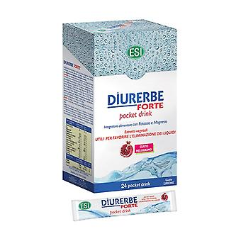Diurerbe strong pomegranate 24 packets
