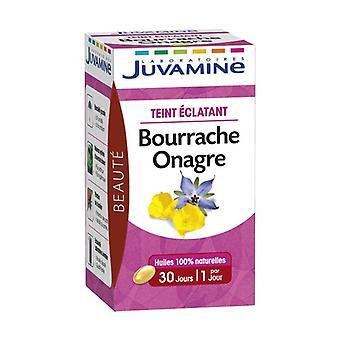 Radiant complexion - Borage / Evening Primrose 30 capsules