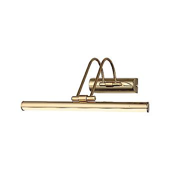Lampe de mur d'or d'or, L24xP35xA11 cm