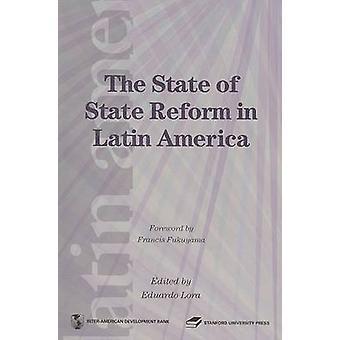 Statsreformen av Eduardo Lora - 9780804755290 Bok