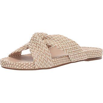 Heldig merke Kvinner's FYNNA Flat Slide Sandal