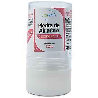 Sanon Desodorante Alumbre Piedra 120 g