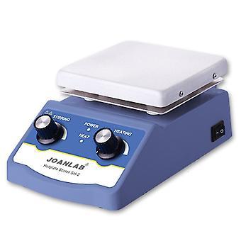Agitateur magnétique chauffant, mélangeur avec barre de remuer, plaque chaude d'agitation maximale