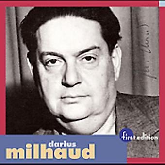 D. Milhaud - Darius Milhaud [CD] USA import