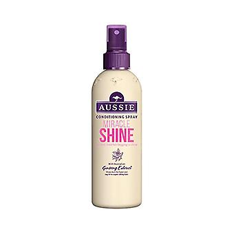 Nourishing Conditioner Aussie Miracle Shine (250 ml) (Refurbished A)