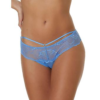 After Eden Fiona 10.37.6124-070 Women's Blue Lace Hipster