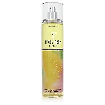 Lemon drop martini geur mist door bad & body works 556519 240 ml