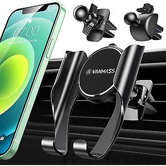 Wokex 2 IN 1 Handyhalterung Auto Lftung Automatische Kfz Handyhalterung€Easy-Lock€'Universal mit