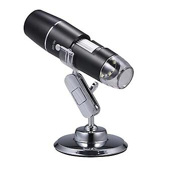 K Electron Digital Microscope Portable WiFi Wirelessly 1000x High Definition Magnifying Glass Christmas Halloween Educational Gift for Children