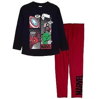 Marvel Boys Simgeleri Pijama Seti