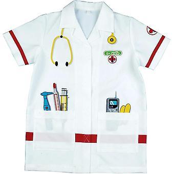 FengChun 4614 Arztkittel I Hochwertiges Kostm I Mae: Lnge Ca. 55 cm I Spielzeug fr Kinder von 3