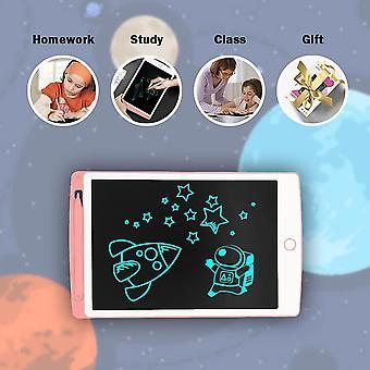 FengChun LCD-Schreibtafel, LCD-Zeichenbrett für Kinder und Erwachsene 8,5-Zoll-tragbare Digitale