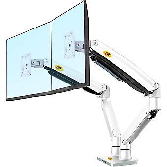 """FengChun Monitor Halterung 2 Monitore 22""""-32"""" Zoll LED/LCD Schreibtisch Monitorständer"""