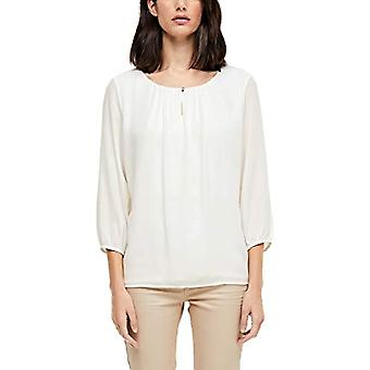s.Oliver BLACK LABEL 29.001.39.5909 T-Shirt, Ivory (Soft White 0200), 48 (One Size: 42) Woman