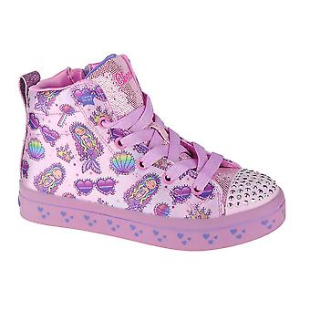 Skechers Twilites Mermaid Party 20221LPKMT universal all year kids shoes