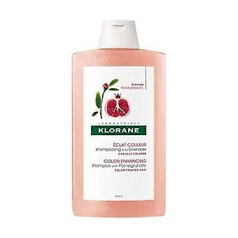 Pomegranate Extract Shampoo .- Klorane 400ml