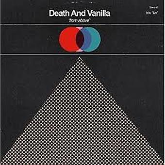 Död och vanilj – från ovan begränsad upplaga turkos vinyl
