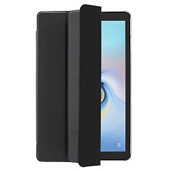 Hama Fold Clear 10.5-Inch Folio Case for Tablet (Folio, Samsung, Galaxy Tab A 10.5, 26.7 cm (10.5 Inches) Black