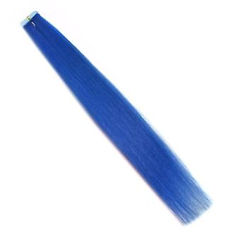 Blue zpu-08 invisible hair extension colorful wig glue dt1056