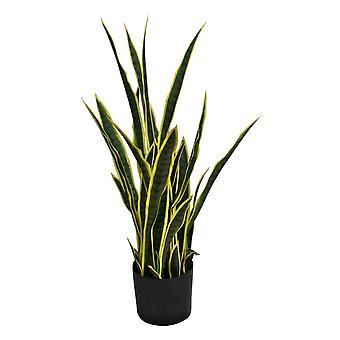 Keinotekoinen Sansweieria Kasvi, 32 lehteä, 100cm
