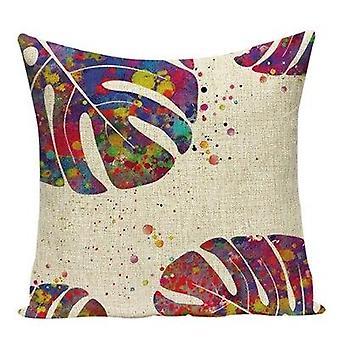 Creative Southeast Zen Digital Printed Pillowcase