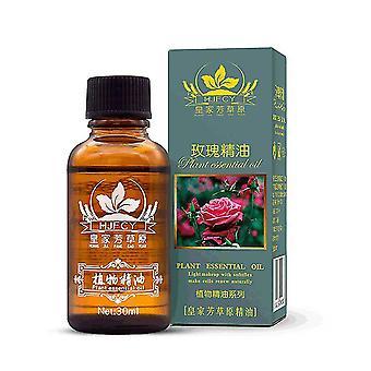 30Ml العلاج النباتي اللمفاوي التصريف ارتفع الجسم العناية النفط fa0312