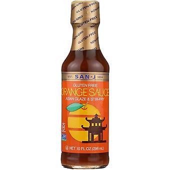 San J Sauce Orange Gf, tilfælde af 6 X 10 Oz