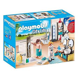 Playset City Live Salle de bain Playmobil 9268
