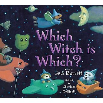 Which Witch is Which by Judi Barrett & Illustrated by Sharleen Collicott