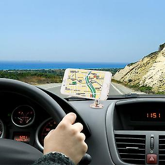Rotatable Car Magnetic Mount Windshield Dashboard Holder Bracket For Phone