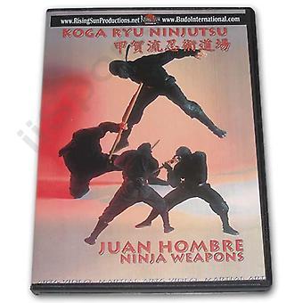 Koga Ryu Ninja Armas Dvd Juan Hombre -Vd6892A