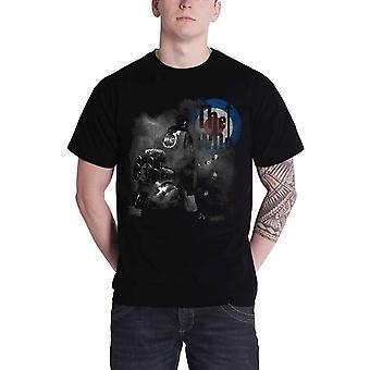 The Who Mens T Shirt Black Quadrophenia Album Vesper Icon Target Official