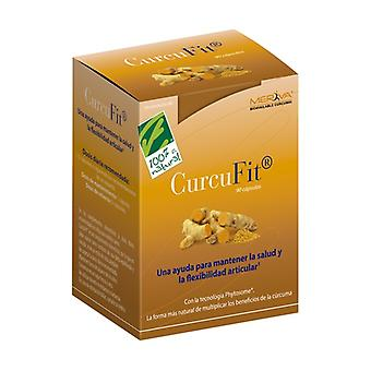 CurcuFit 90 vegetable capsules