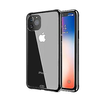 Iskunkestävä TPU-kotelo Apple iPhone 11 Pro Max 6.5 & - Musta