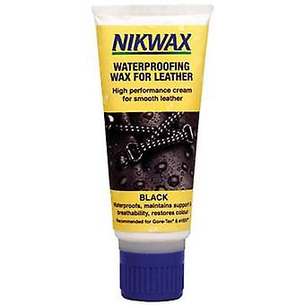Nikwax Waterproofing Black Wax For Leather Motorcycle Boots 60 mL Box 12