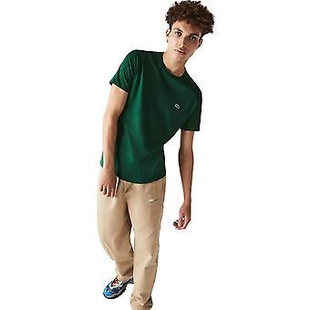 Lacoste Classic Pima Bomull T-skjorte - Grønn