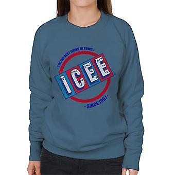 ICEE Coldest Drink In Town Since 1961 Women's Sweatshirt
