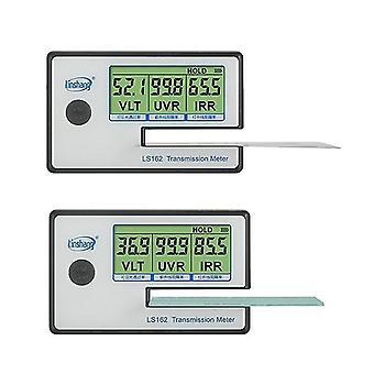 2021 Uusi ls162 ikkuna tintti mittari aurinko kalvo vaihteisto mittari vlt uv ir hylkimistestaaja