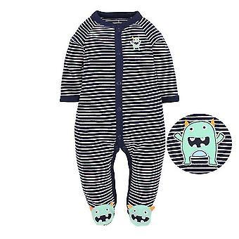 100% katoen kostuum slaap pyjama - home wear baby romper